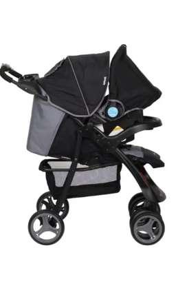 INFANTI NUEVO POMPEYAE30 TRAVEL SYSTEM