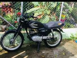 Vendo Moto suzuki AX 100