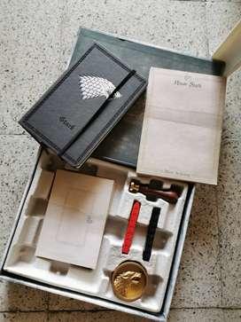 Kit coleccionable de Juego de Tronos.