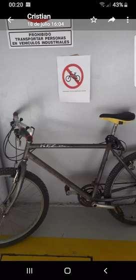 Bicicleta rodado 26 Zennit
