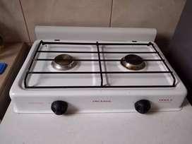 Cocina de 2 hornillas