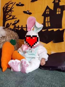 Disfraz para niña de 5 a 7 meses