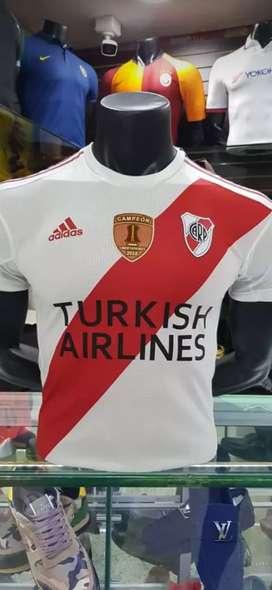 Camiseta River Plate Version Jugador
