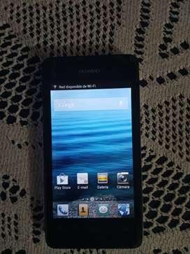 Vendo Huawei y300 usado
