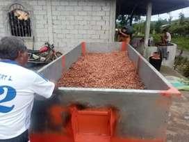 Se vende secadora de cacao