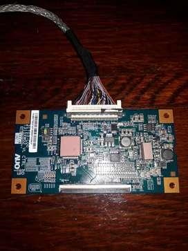Placa T-com TV Sanyo LCD-32XH4 T315XW02 VL CTRL BD.