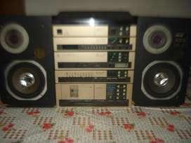 Minicomponente Marantz Japon Vintage Pm 243 Modulos Funciona