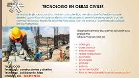 Tecnologo en obras civiles