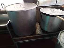 Se vende fabrica de arepas