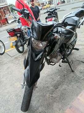 Yamaha xtz 150 cómo nueva