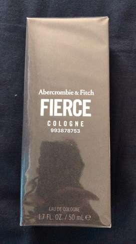 Colonia perfume abercrombie FIERCE