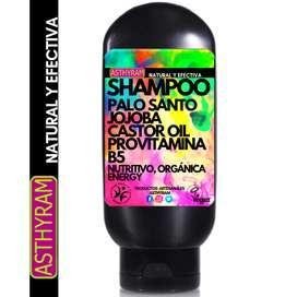 Shampoo Palo Santo Natural Y Efectiva 8.8 Oz / 250 Ml