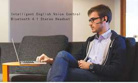 Audifono Inalambrico Bluetooth para manejar Carro o trabajo Caminar - 0444
