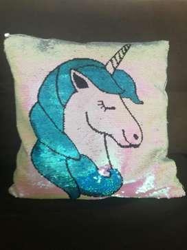 Cojines Unicornio Decorativo
