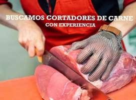 CORTADOR DE CARNE CON EXPERIENCIAA