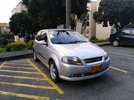 Vendo Aveo gt 2007 1.4 cc