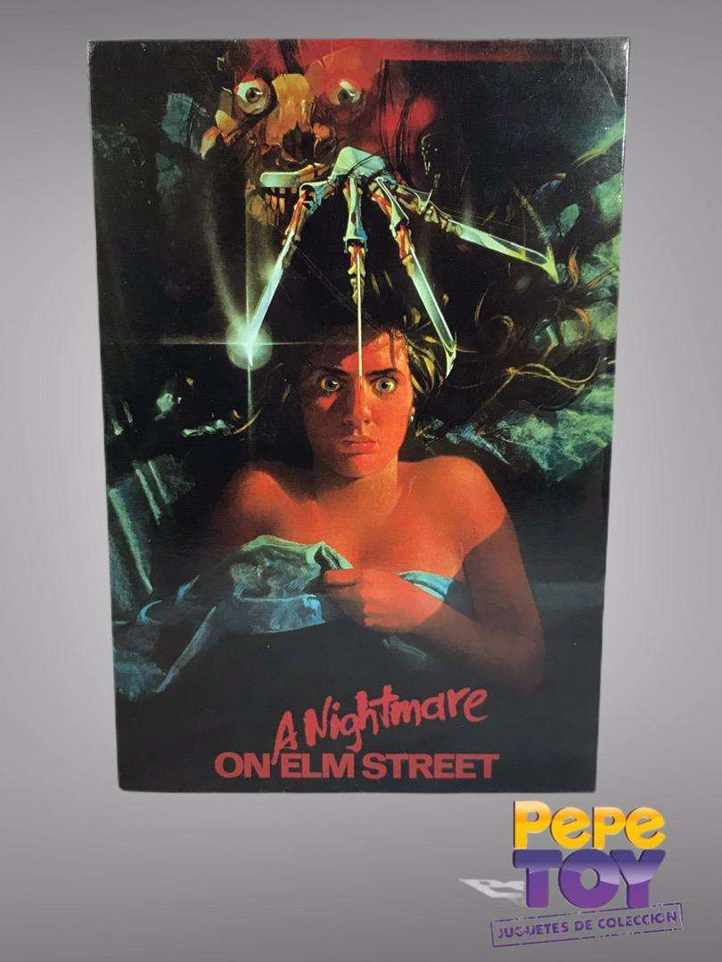 FREDDY KRUEGER. A nightmare on Elm Street