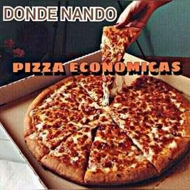 Requerimos preparador de pizza y comidas rápidas  con experiencia en pizza   importante
