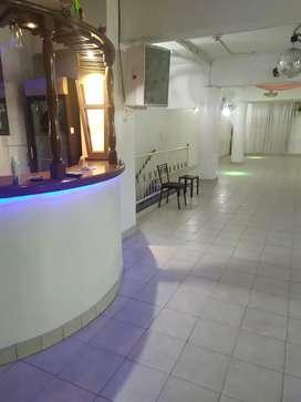 Salon de 10 x 20 mts (Alquiler)