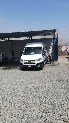 Vendo Hyundai Solati 350