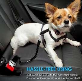 Correas para Perros Adaptables a Carros