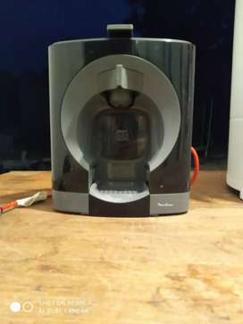 Cafetera Dolce Gusto molinex