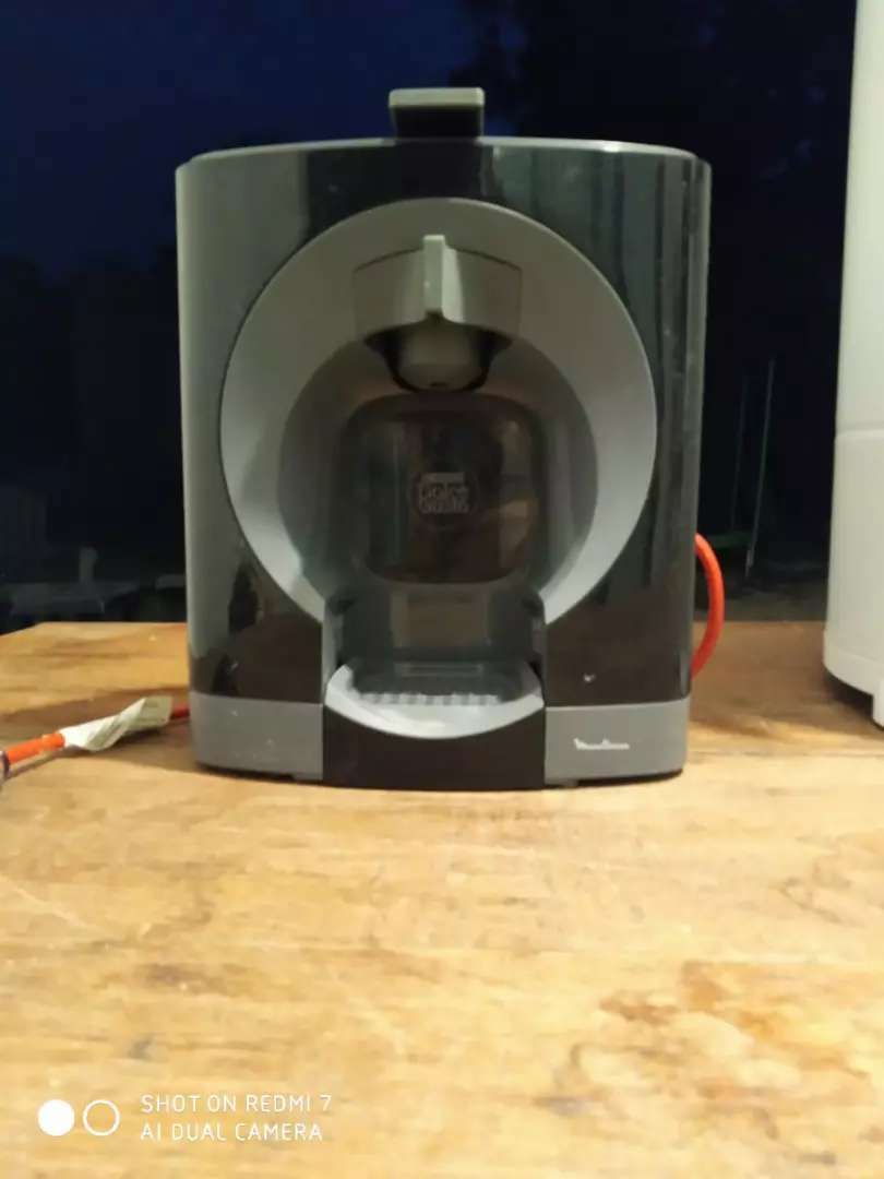 Cafetera Dolce Gusto molinex 0