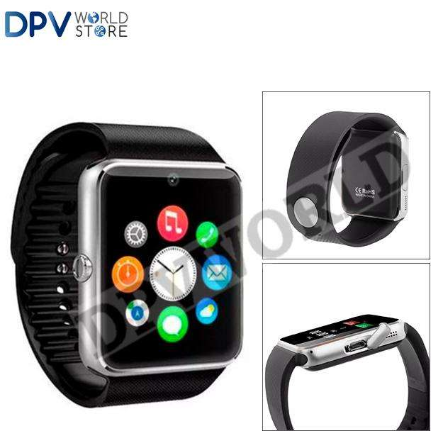 Smartwatch RELOJ Android Chip Camara Bluetoh Samsung TIPO APPLE WATCH 0
