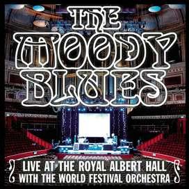The Moody Blues Sinfonico Cd Rock Clasico Nuevo