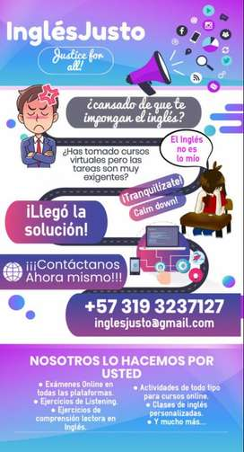 Inglés Justo