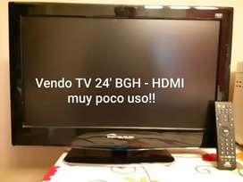 TV/ monitor - BGH Feelnology 24' - HDMI
