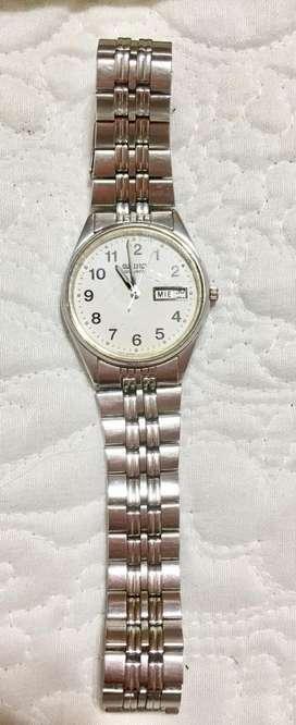 Reloj Pulsera Hombre Seiko Viejo