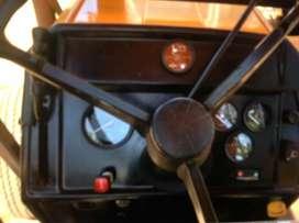 Tractor Valmet 785 y Zanello 500