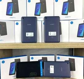 Tablet Alcatel Nuevas originales con chip gratis estuche