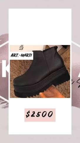 Zapatos y Botas TALLE DE 35 A 40