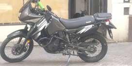 Kawasaki Klr 650 2011 liquido