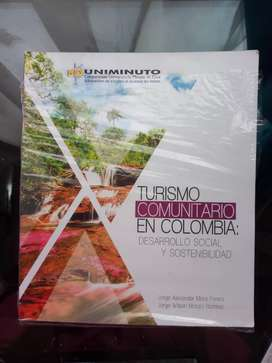 Libro Turismo comunitario en Colombia: Desarrollo social y sostenibilidad