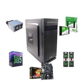 CPU GAMER I5