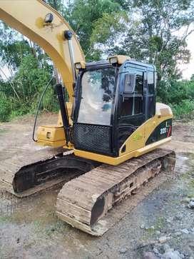 Se vende Excadora CAT 312 CL