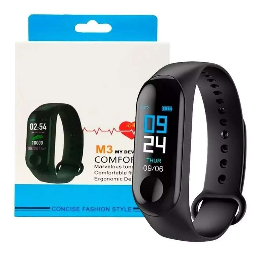 Reloj Smart Band M3 0