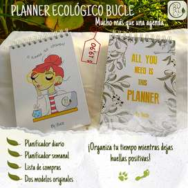 Agenda Ecológica Bucle (eco Planner)
