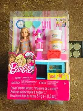 Barbie Cocina Masa Mattel