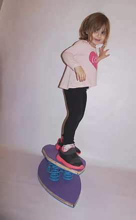 Skate de equilibrio chico
