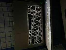 Macbook Pro 2012 / 10 Ram + 240 SSD + 500GB Sata