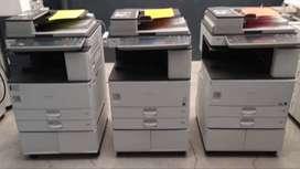 venta, alquiler y reparacion de fotocopiadoras a color y blanco y negro