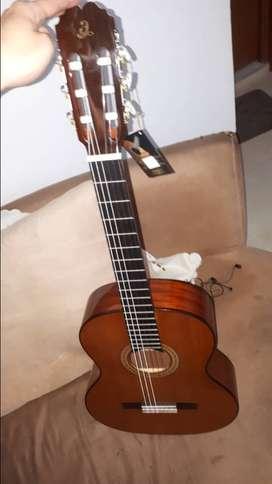 Guitarra flamenca admira juanita