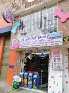 Vendo Pet Shop exelemte.negocio