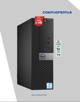 DELL OPTIPLEX 7040  COE I7 3.4GHZ 6TA.GEN.