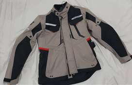 Campera Moto Rev'it Safari 2 Sand Black Talle M