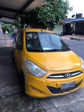 Venta de taxi Hyundai I10